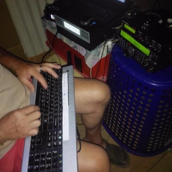 Остров Раротонга E51DWC Клавиатура