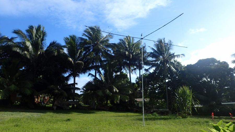 Rarotonga Island E51DWC Image