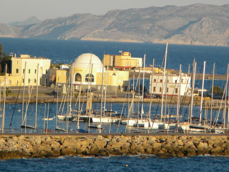 Rhodes Island SX5R Dodecanese Tourist attractions spot