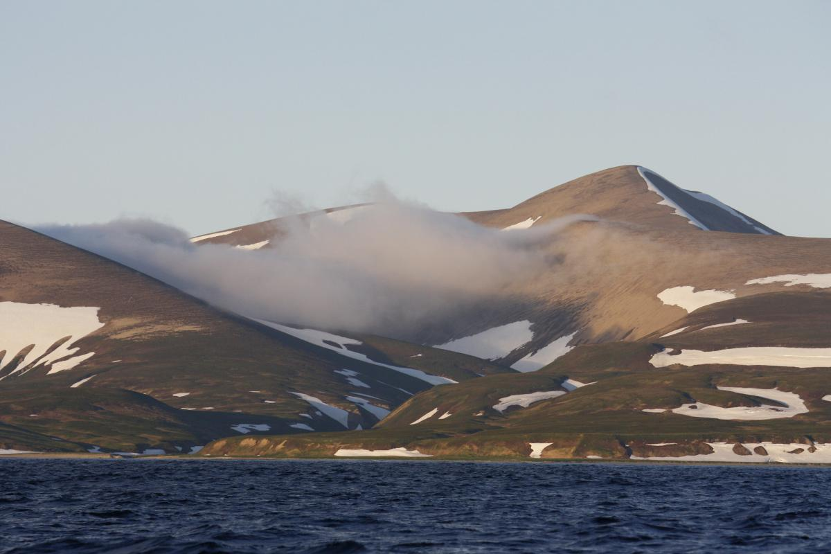 Bering Island RI0ZF Tourist attractions spot