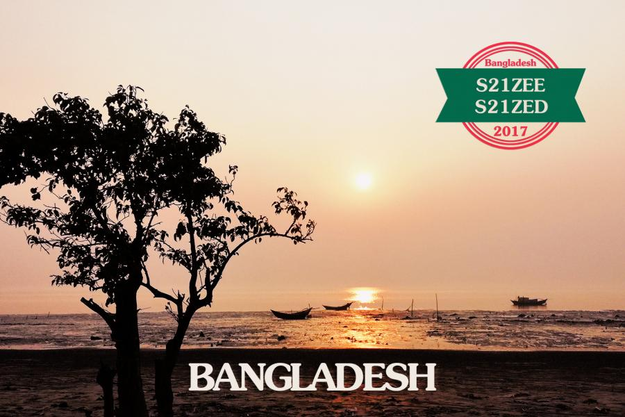 S21ZEE Bangladesh DX Pedition QSL