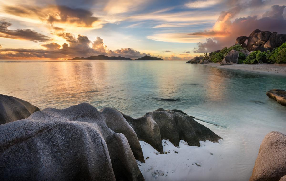 S70VB Остров Ла Диг, Сейшельские острова