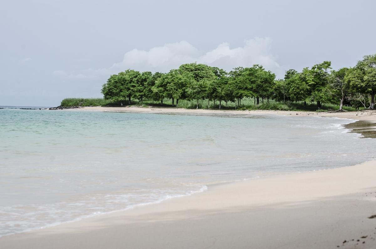 S9CT Остров Сан Томе и Принсипи Туристические достопримечательности Тама Чилл