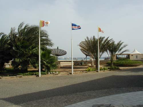 Остров Сал Кабо Верде Аэропорт