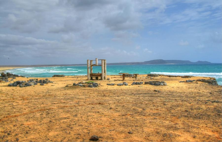 Остров Сал Кабо Верде D44TBC