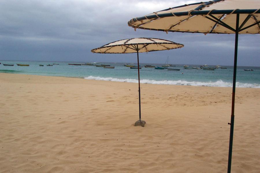 Sal Island Cape Verde Cabo Verde D44TBT Tourist attractions spot