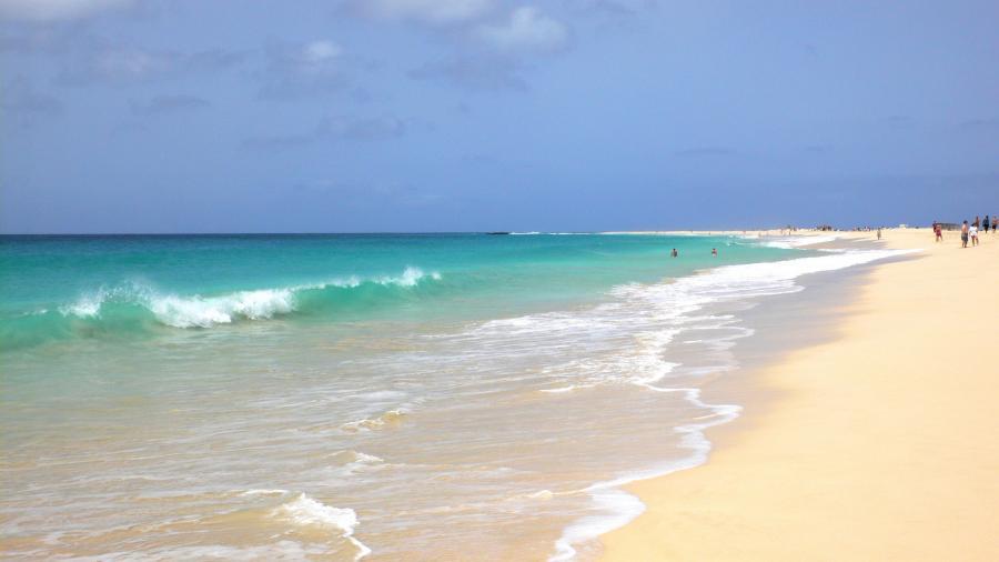 Остров Сал D4T Кабо Верде