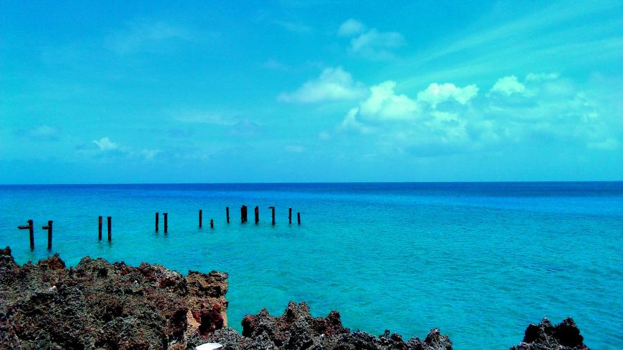 San Andres Island 5J0NA Tourist attractions spot