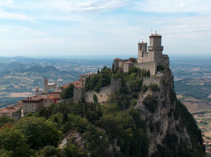 San Marino T7/DF8AN/P