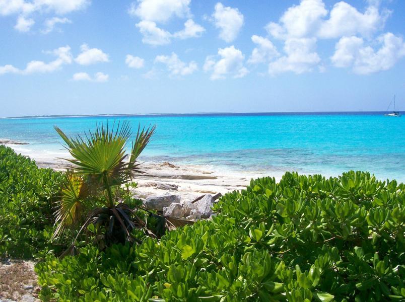 San Salvador Island C6AKA Tourist attractions spot