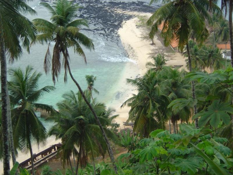 Sao Tome and Principe Islands S9CQ Tourist attractions spot