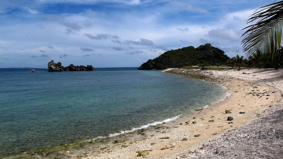 Semirara Islands DU6/JA1PBV Kapitbahayan, Bulalacao, San Jose