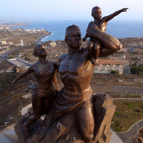 Сенегал 6W2SC