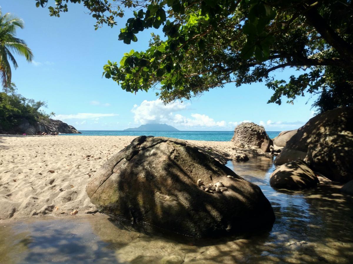 Пляж Анс Мажор, остров Маэ, Сейшелы