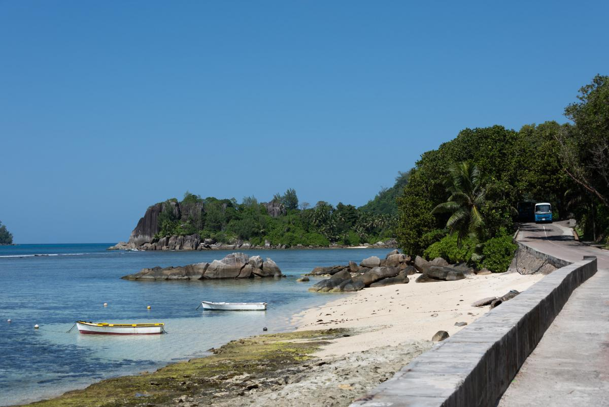 Порт Глод, остров Маэ, Сейшелы