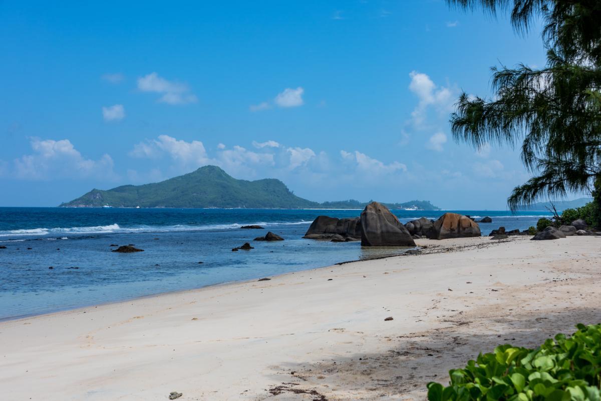 Сейшелы Остров Сент Анн