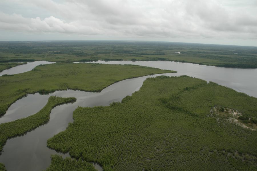 Остров Шербро 9L1T Сьерра Леоне Радиолюбительская IOTA DX экспедиция