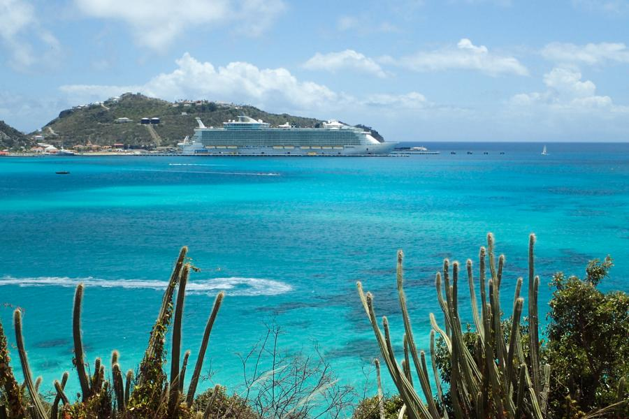 Sint Maarten PJ7/OH2IS Tourist attractions spot