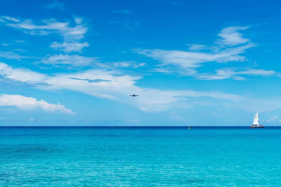 Sint Maarten PJ7T Tourist attractions spot