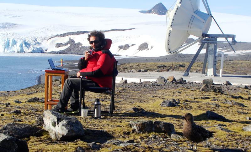 South Shetland Islands LU4CJM/Z Picture