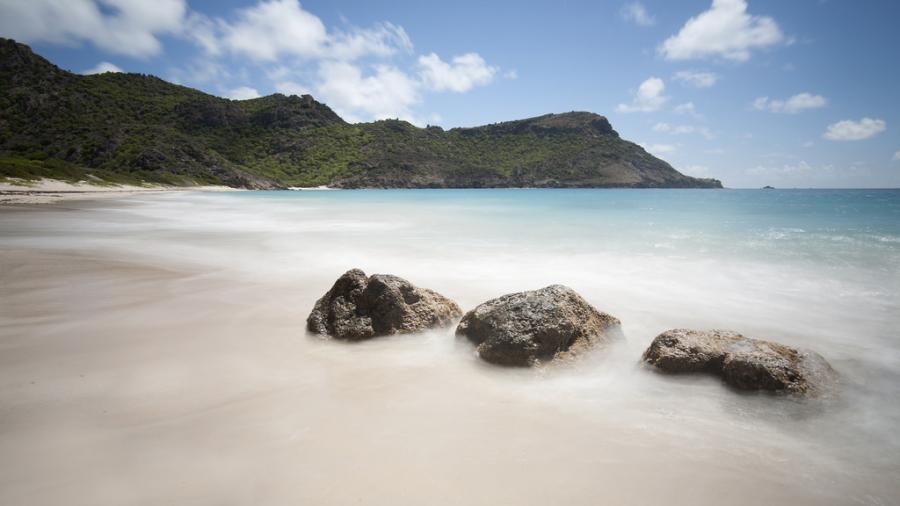 Saint Barthelemy Island TO2SP Tourist attractions spot