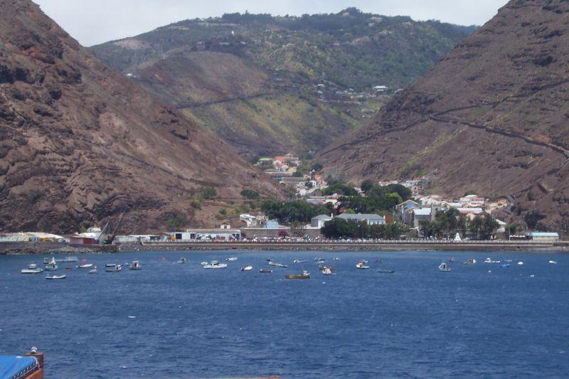 Saint Helena Island ZD7S Tourist attractions spot