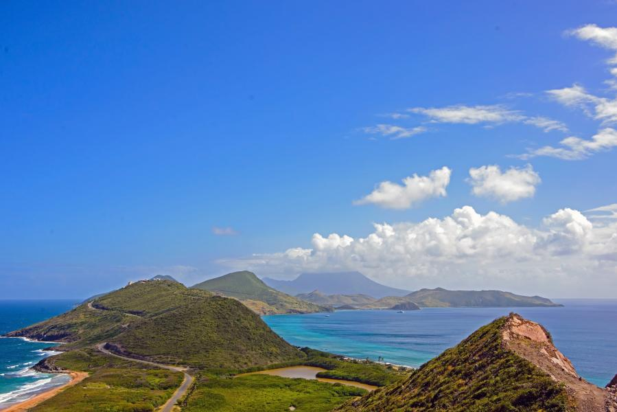 Saint Kitts Island V4/W1CDC DX News