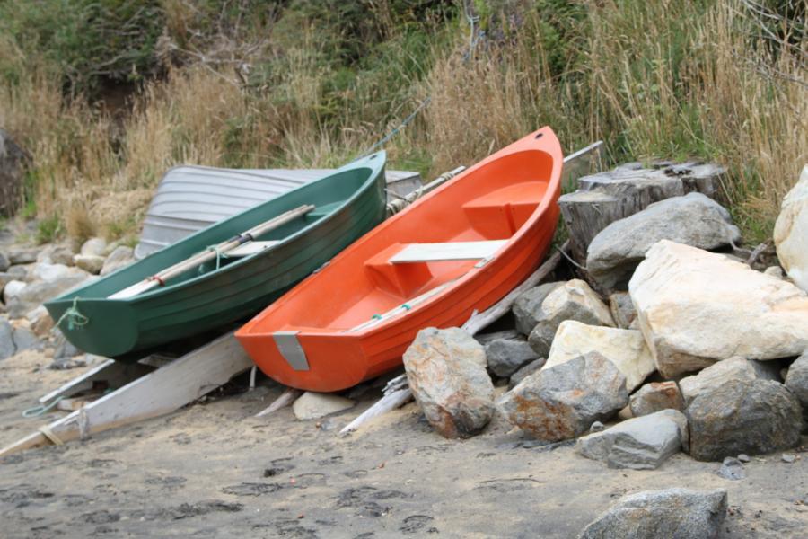 Stewart Island ZL/M1KTA DX News