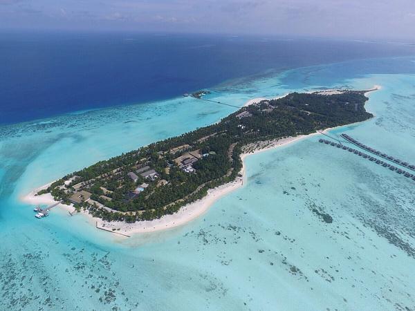 Sun Island Maldives 8Q7DV CQ WW DX CW Contest 2016
