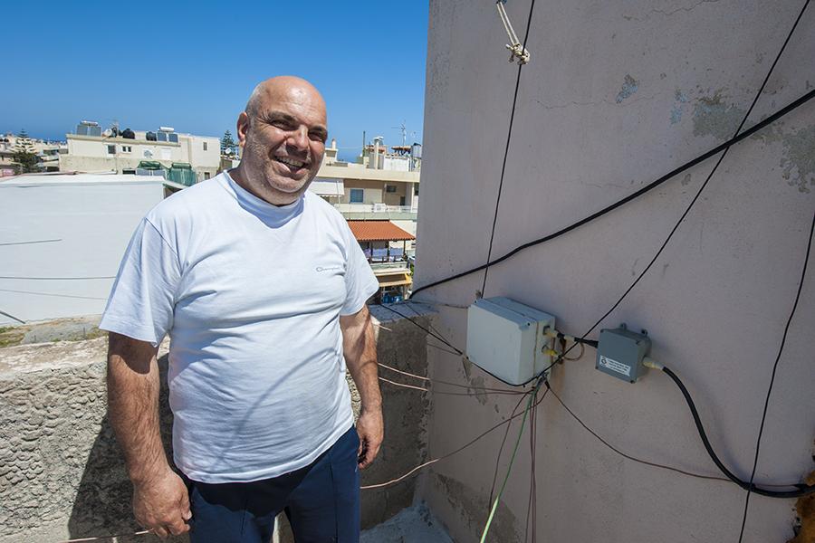 SV9ANK Crete Island Antenna tuner