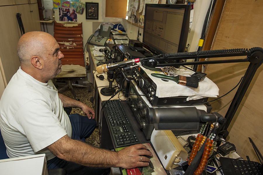 SV9ANK Crete Island Shack Amateur Radio Station