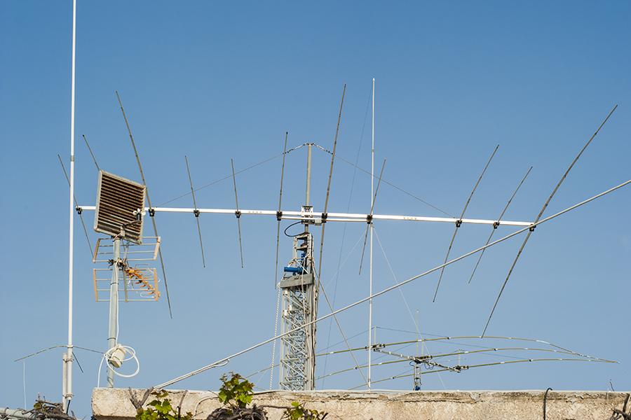 SV9FBG Crete Island Antennas