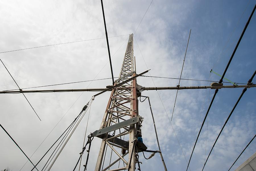 SV9FBG Crete Island SteppIR antenna