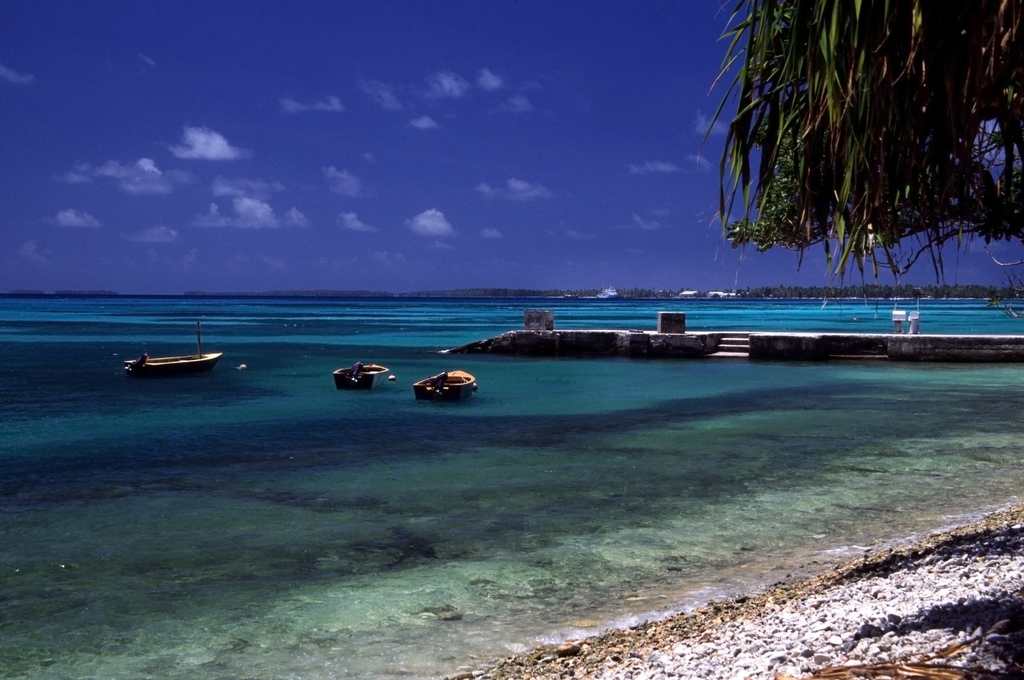 T2AR Funafuti Atoll, Tuvalu.