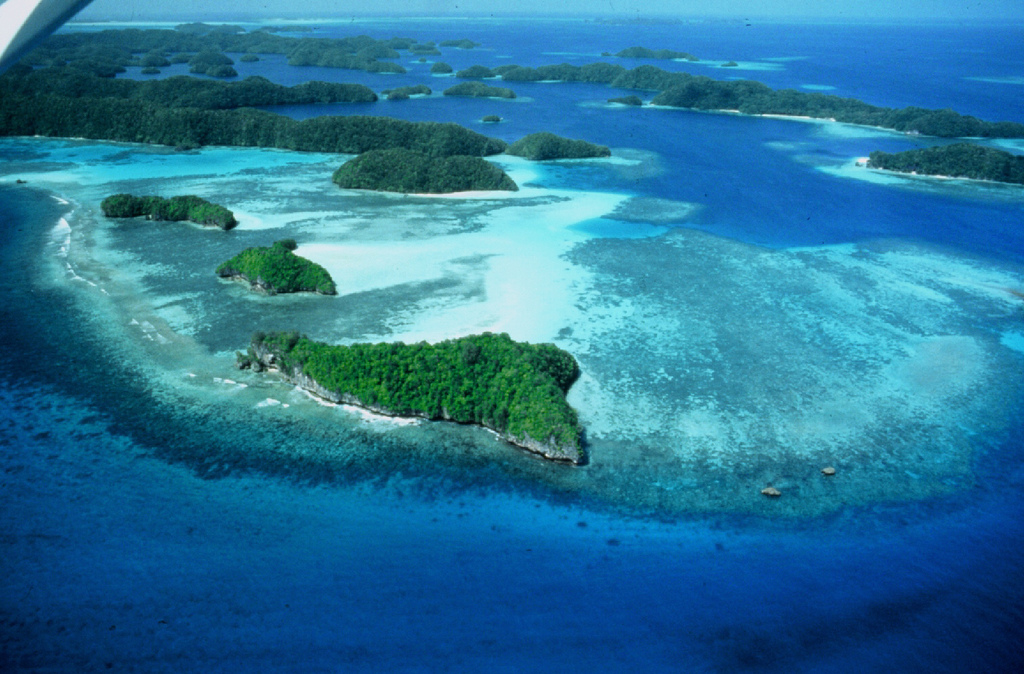 T88CS Koror Island Palau DX News