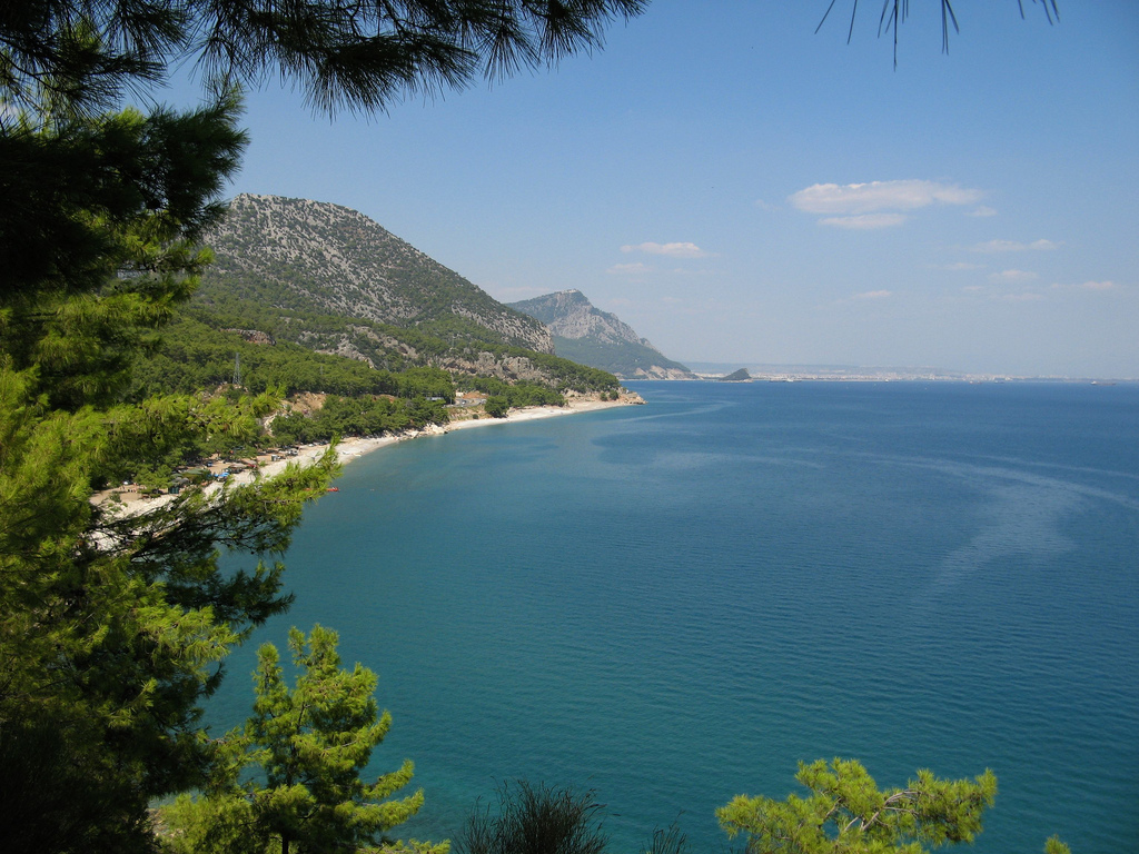 TA4/US7IGN Kargicak Alanya/Antalya Turkey Beach Tourist attractions