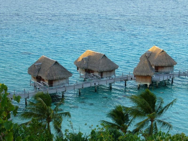 Tahiti Island TX5X Tourist attractions spot French Polynesia