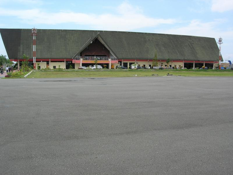 Tarakan Island YB3MM/7 DX News Juwata Airport