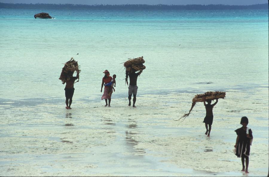 Tarawa Atoll T30T Tourist attractions spot Kiribati