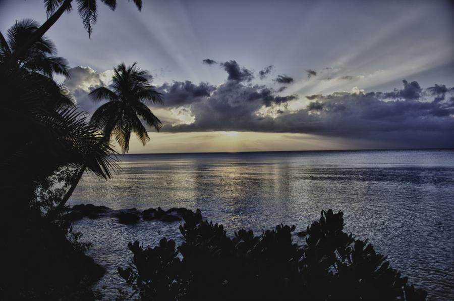Остров Тавеуни Фиджи 3D2JS Туристические достопримечательности