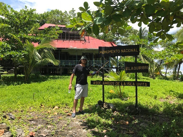TE6DX Uvita Island TI2CDA News