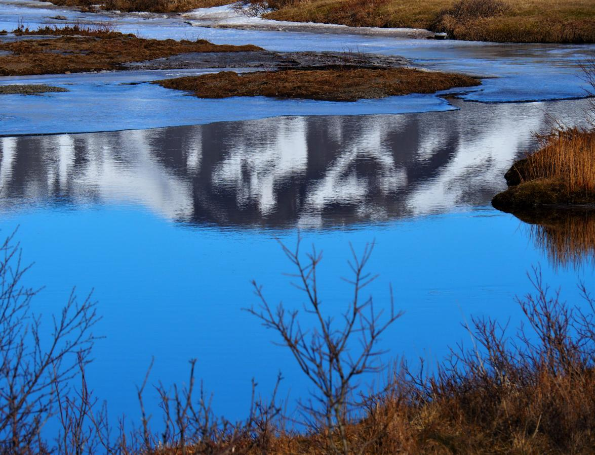 TF/VE3DZ Iceland Tourist attractions spot