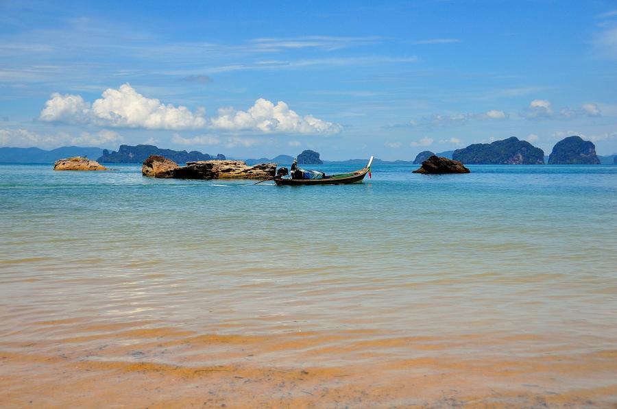 Thailand HS0ZME Krabi