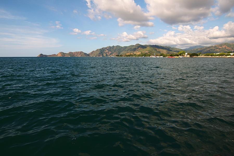 Timor Leste 4W/YB3MM 4W/YB3LZ Dili Harbor