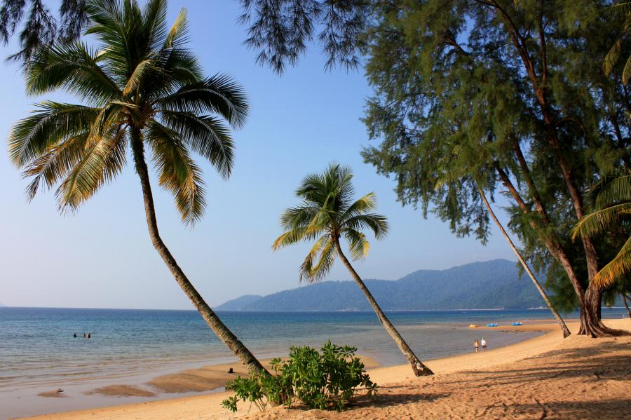 Tioman Island 9M4IOTA