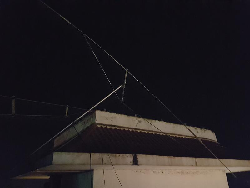 Central African Republic DX Pedition TL8AO Night