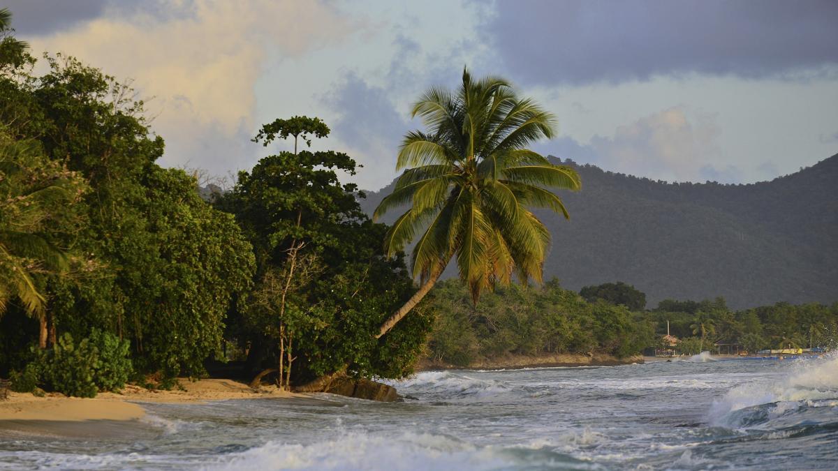 TO5W Остров Мартиника Туристические достопримечательности