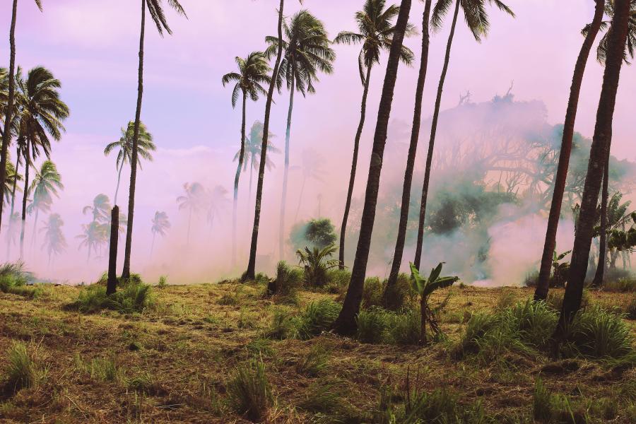 Остров Тонгатапу Тонга A35W A35NN Туристические достопримечательности