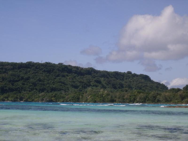 Torres Islands YJ8RN/P Picture 6