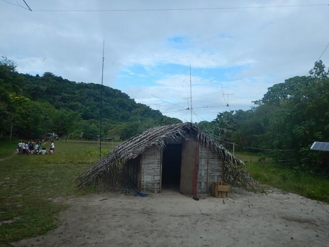 Torres Islands YJ8RN/P QTH